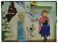 Frozen en nuestra pared