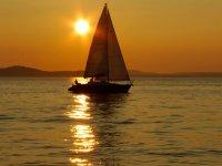 巴伦西亚橙天帆帆船港