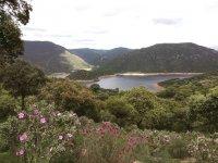 Embalse Sierra de Andujar