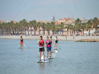 Mar Acuatic Resort Paddle Surf