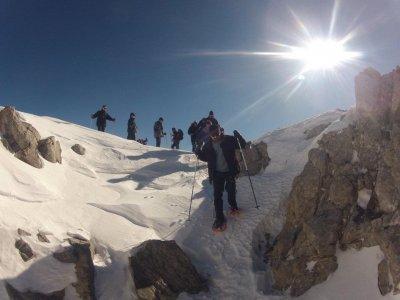 Altitud Extrem Raquetas de Nieve