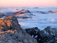 Peaks of the Sierra de Tramontana