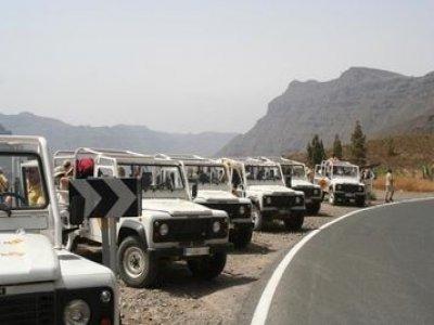 Gran Canaria Excursions Rutas 4x4