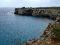 Landscape of Cala Falco