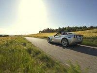 Conduciendo hacia el horizonte