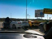 Ruta en coches de lujo por Córdoba