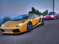 Ferrari y lambor