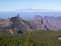 montañas de gran canaria