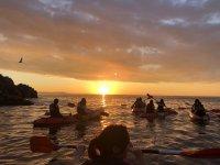 Sunrise Costa Brava
