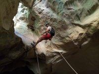 Rapela en las cuevas