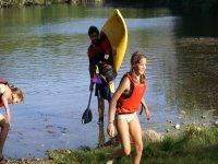 Descenso kayak