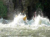 Descenso kayak aguas bravas