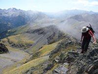 senderismo por pirineos