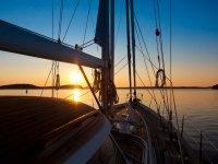 Paseo en velero costa de la luz
