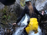 Canyoning on the Tus River
