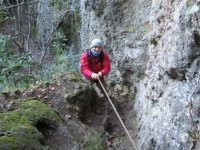complicated canyoning