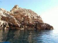 Cliff in Lestartit