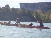Kayaks perfectas para niños