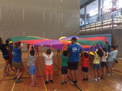 Campamento de Verano Club Baloncesto Realejos