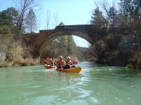 Navigando sotto il ponte