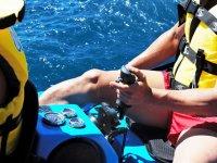 Mandos del kayak