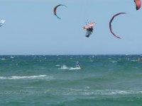 Kitesurfing en Barcelona