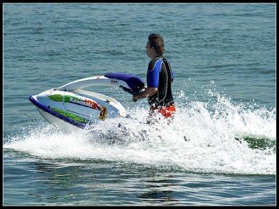 Ruta en moto de agua desde Arguineguín, 40 minutos