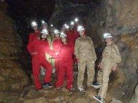 洞穴学路线