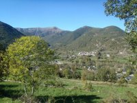 Paesaggio naturale di Cuenca