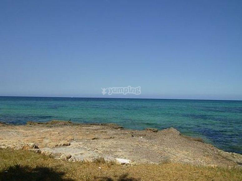 Playa de Son Serra