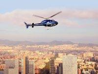 Aerial views Barcelona