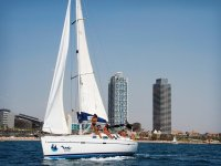 Barceloneta boat tour
