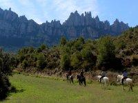 Horseback riding in Montserrat