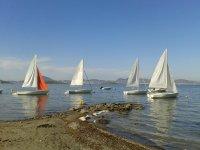 Nos bateaux sur le rivage