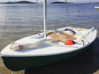 One of the boats
