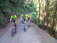 下坡自行车LOGO