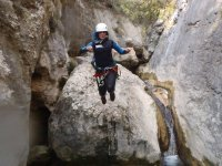 Jumping in the well