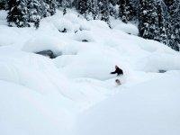 Snowboard en Pirineos
