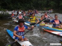 Canoeing competitions in Cantabria