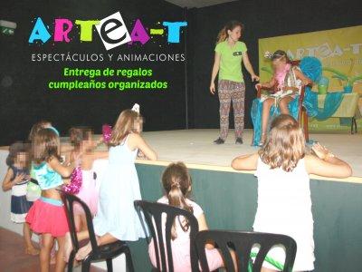 Artea-T Parques Infantiles