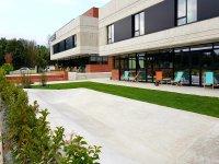 El exterior de nuestras instalaciones