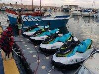 Our jet ski fleet