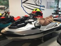 Jet ski Seadoo with several seats