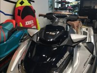 Seadoo GTX water bike