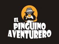 El Pingüino Aventurero Raquetas de Nieve