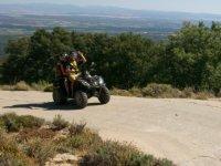 Quad en Gredos