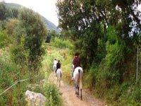 Rutas a caballo Evecan Safari Aventura