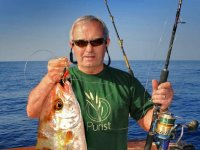 照片与奖杯渔船