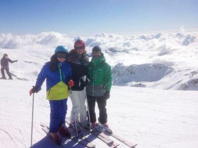 Pack esquí en Sierra Nevada, alojamiento y forfait