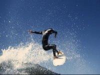 salto de surf